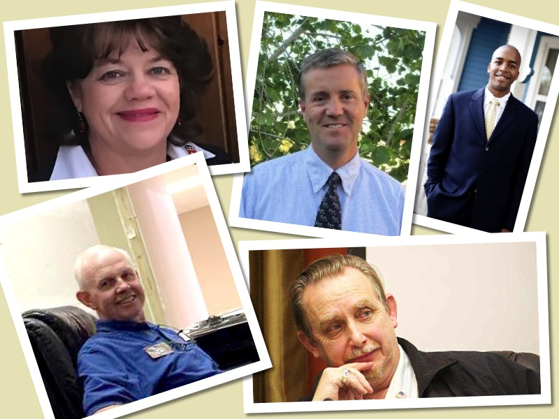 Special Council Tuesday Voting Meeting: Interviews of Candidates for Vacancy