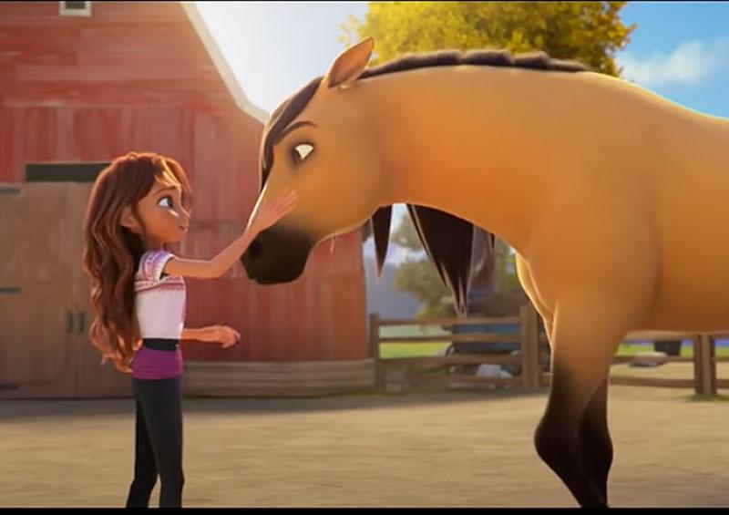 Movie Review: Spirit Untamed