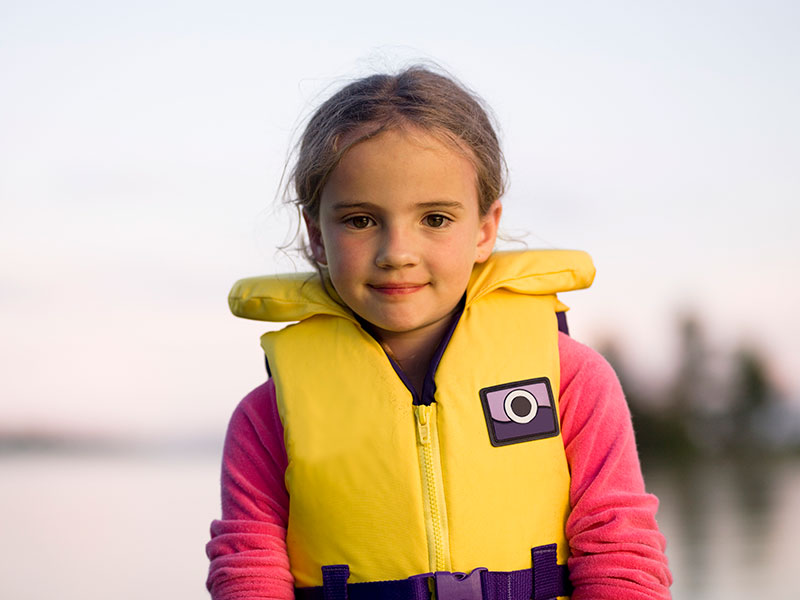 Don't Forget Your Life Jacket!