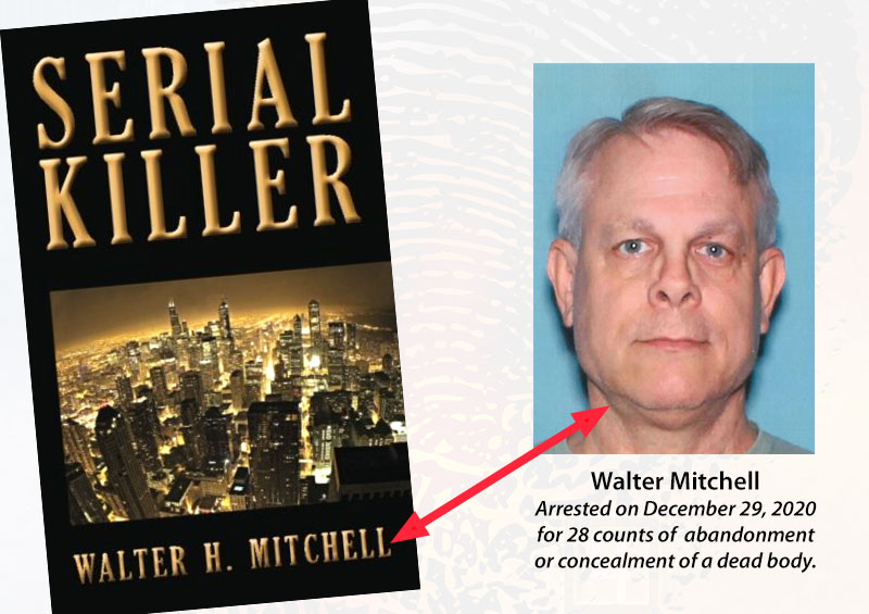 Author of 'Serial Killer' is Human Remains Case Suspect