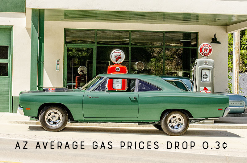 AZ Gas Prices Largely Stable