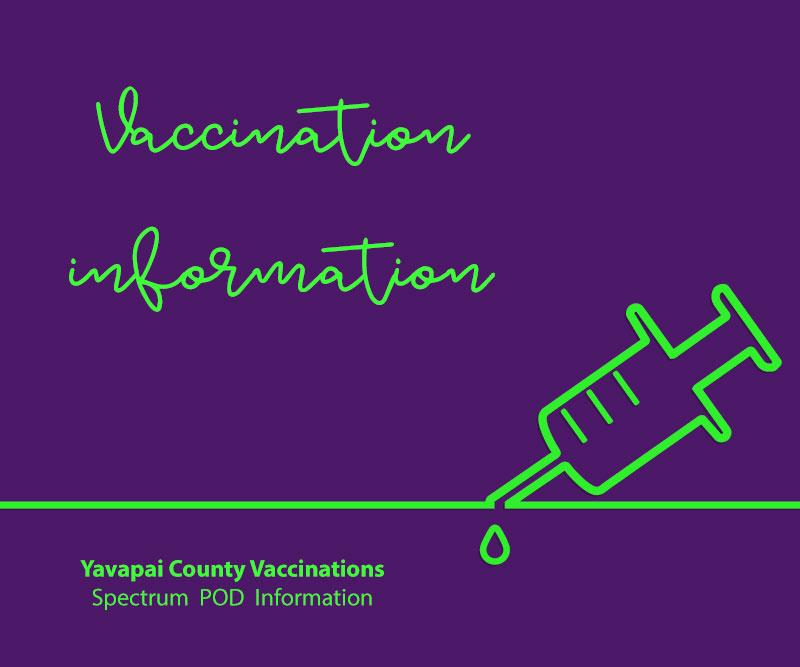 Spectrum Weekly POD Vaccination Station Update