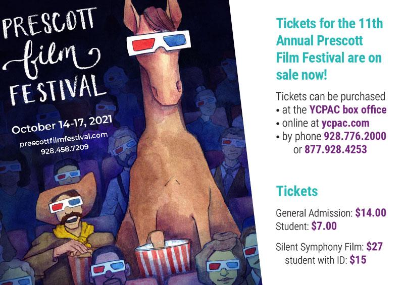 Prescott Film Festival Starts Now!