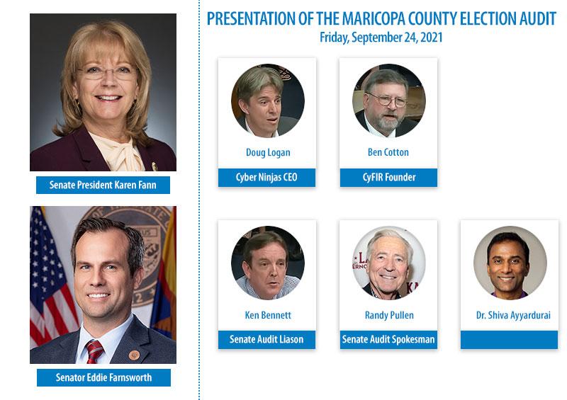 Maricopa County Audit Revealed on Friday