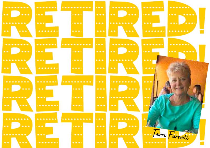 Terri Farneti Retires from Yavapai County Community Health Services