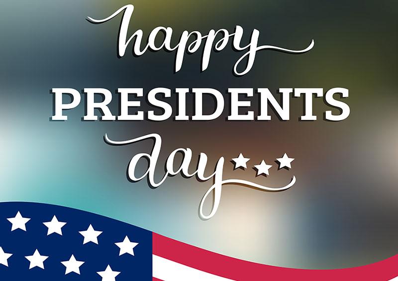 City of Prescott Presidents Day Schedule